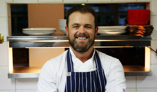 Chef Tony Harrison - Lowlands Bowling Club