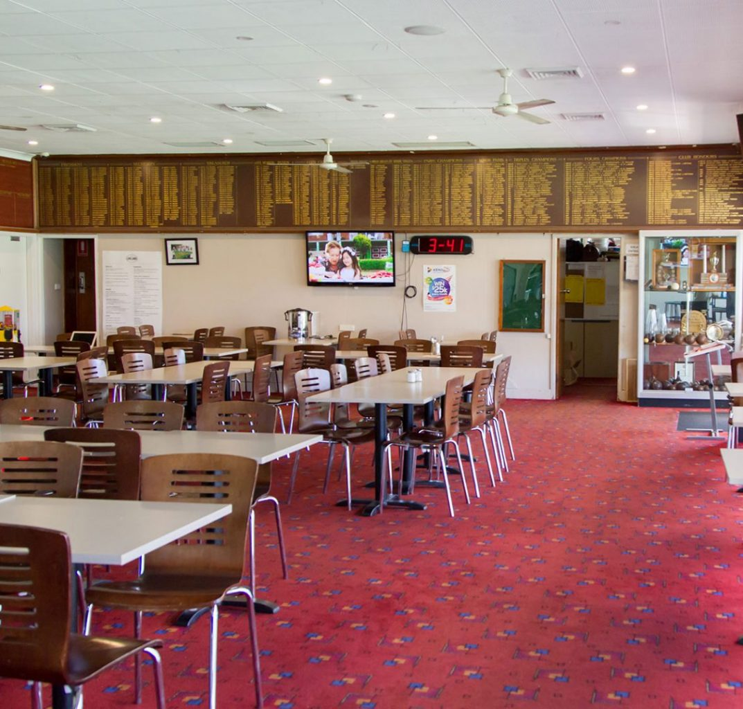 Dining Room - Lowlands Bowling Club